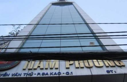 NAM PHUONG BUILDING FOR LEASE IN DISTRICT 1