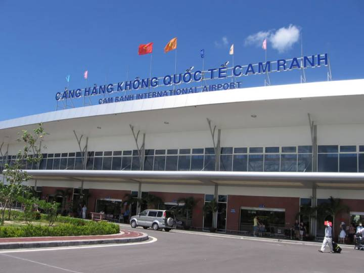 Cam Ranh Terminal Airport