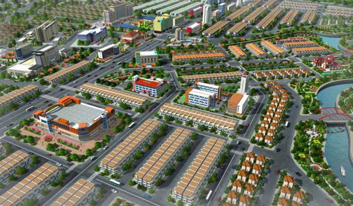 Dai Phuoc Center City