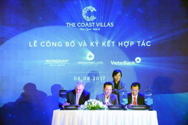 Hong Phuc Land cooperates with Wyndham Hotel Group
