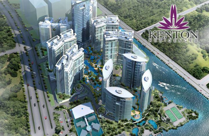 real estate of South Saigon