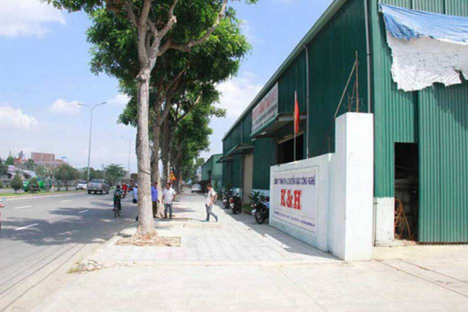 Determined to immediately recover land rent at Danang airport