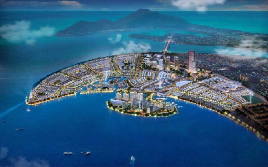 the Sunrise Bay Da Nang project