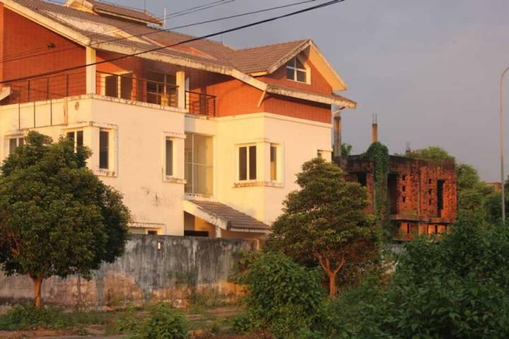 Nhon Trach new urban area