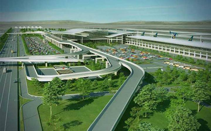 Long Thanh Airport