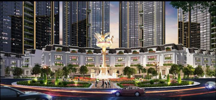 Sunshine City project