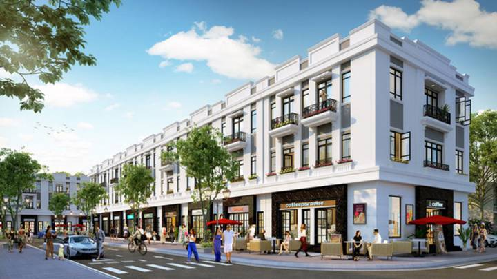 Vincom Shophouse Bien Hoa