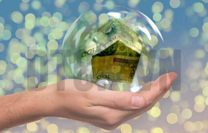 To send gold brokers to buy real estate properties