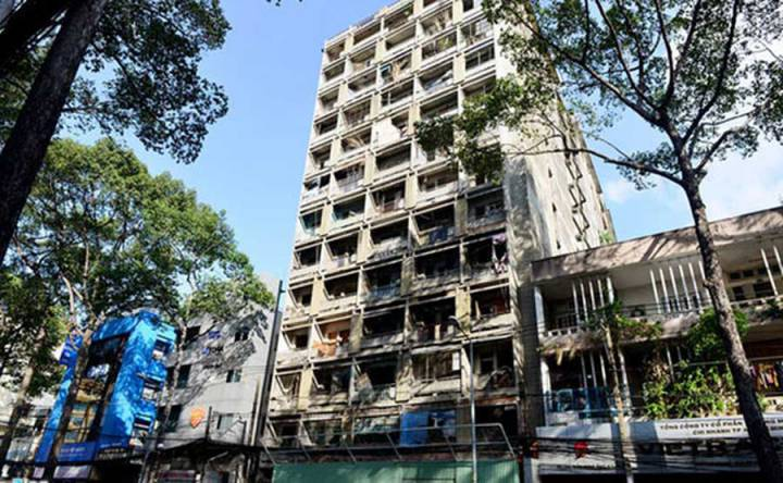 HCMC invites investment 500 old apartment