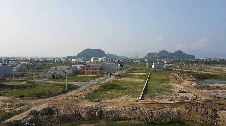 Land price resettlement in Da Nang