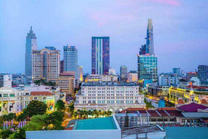 HCMC becomes smart urban