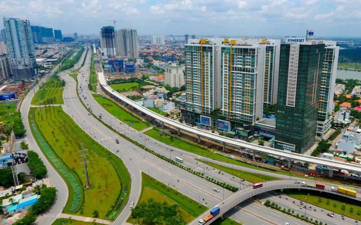 real estate in Saigon