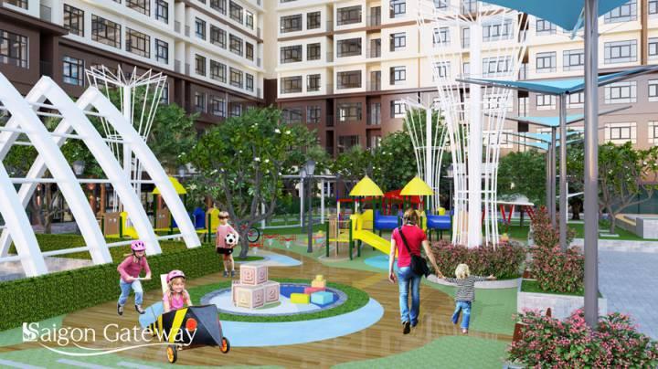 Saigon Gateway project
