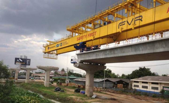 Metro Ben Thanh - Tan Kien
