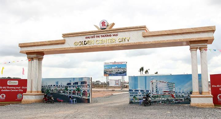 Golden Center City project