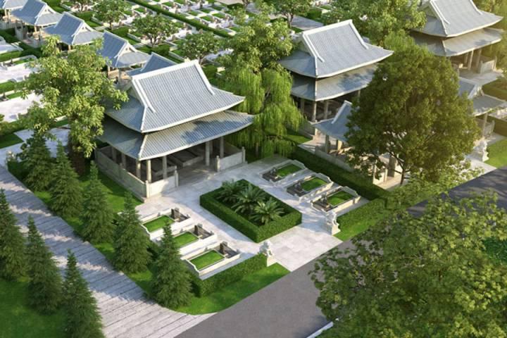 Sala Garden project