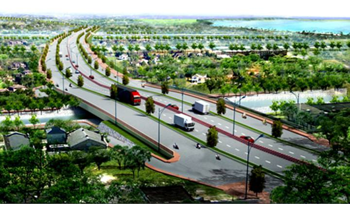 expand Provincial Highway 9 in Saigon