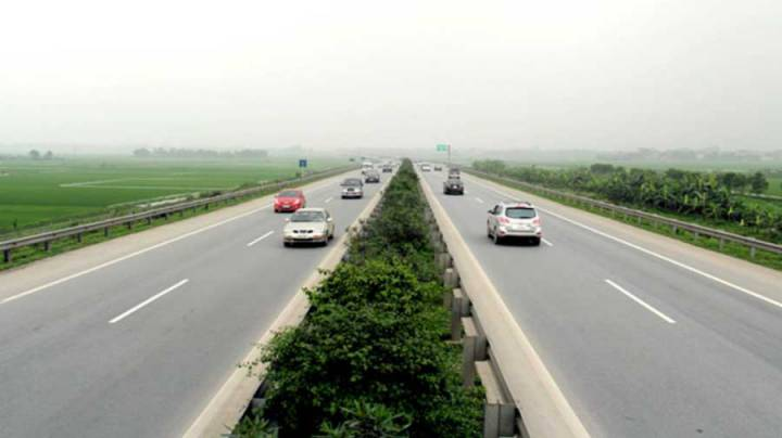 Management of Long Thanh Expressway