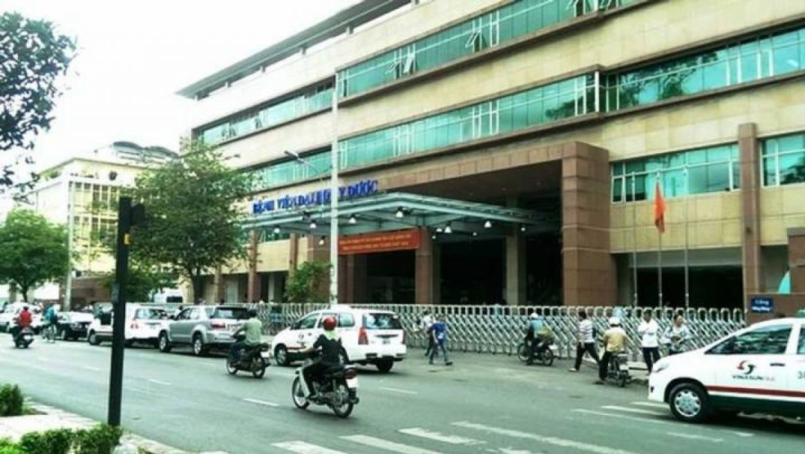 Hospital director built 900-bed hospital at the University of Medicine and Pharmacy in Ho Chi Minh City