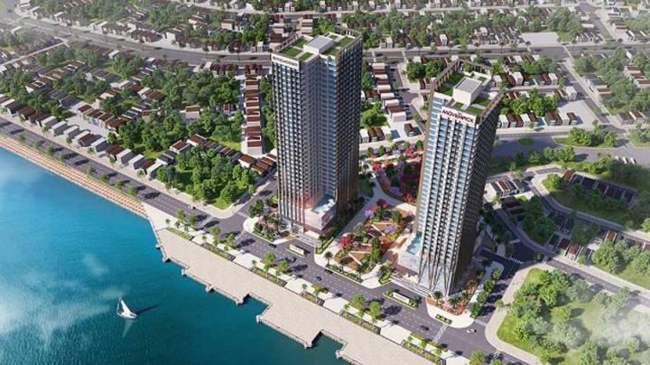Movenpick Hotels & Residences Twin Towers - Risemount Apartment Da Nang