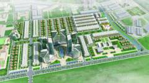 Adjustment planning urban area N10, Ngoc Lam