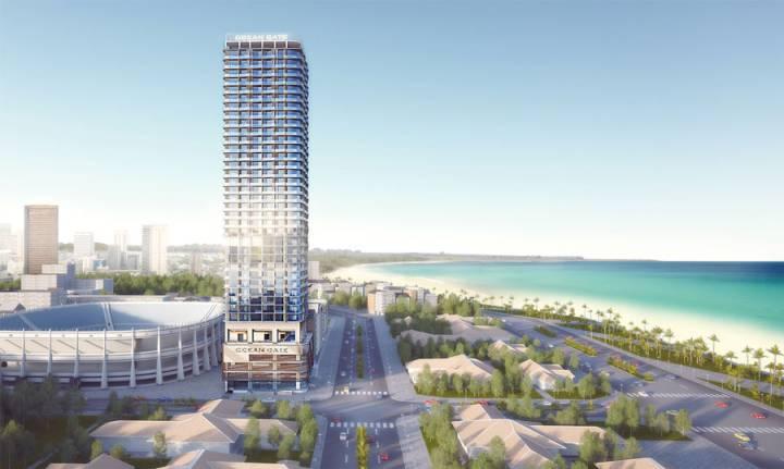 Ocean Gate project