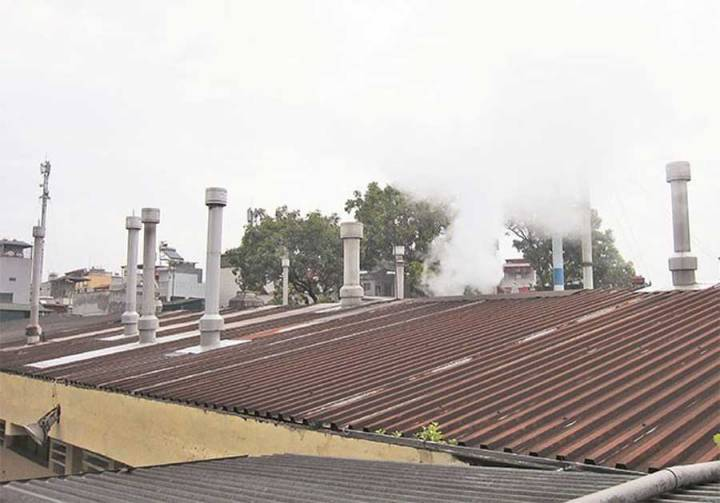 Accelerate the relocation of pollution facilities