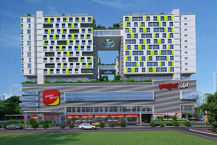 Republic Plaza project