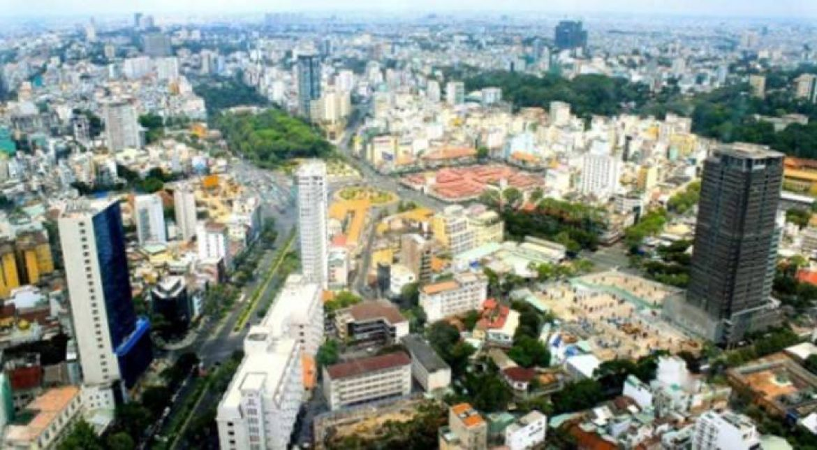 HoREA proposed HCMC's main urban development toward the North West