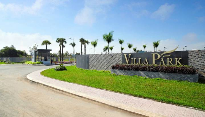 Villa Park in District 9
