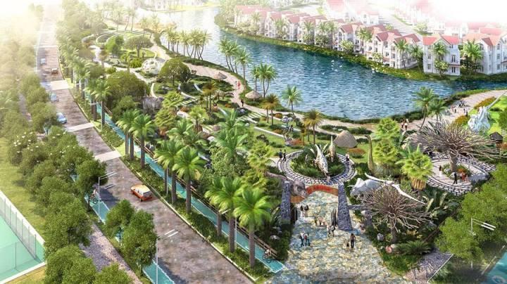 Vinhomes Riverside project