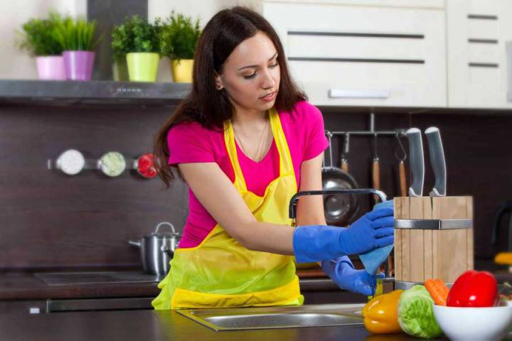 Tips on cleaning house for Tet