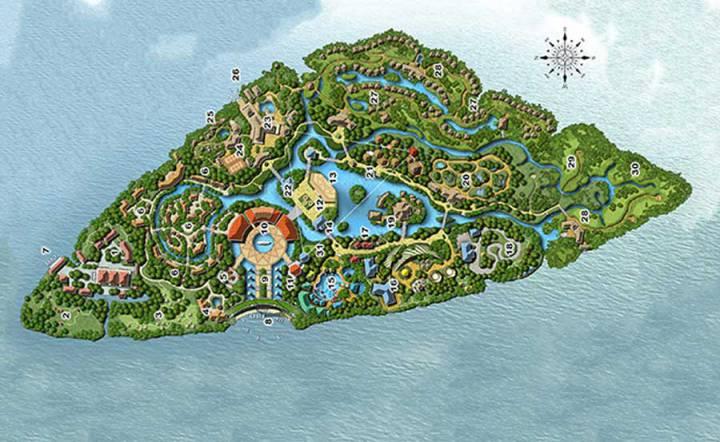 Ba Sang Islet