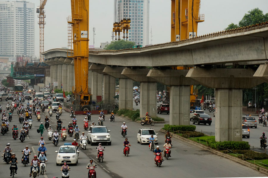 Ho Chi Minh City seeks to build metro and improve infrastructure