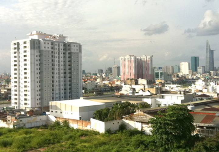 Ho Chi Minh City adjusts the planning and land use plans