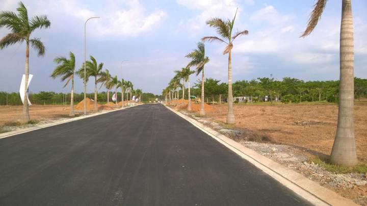 selling land in Dong Nai