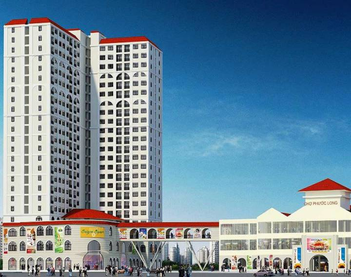 Vinaland Tower Apartment