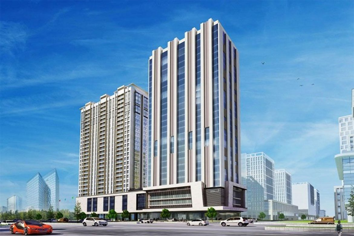 The outstanding apartment projects of CII investors in Ho Chi Minh City