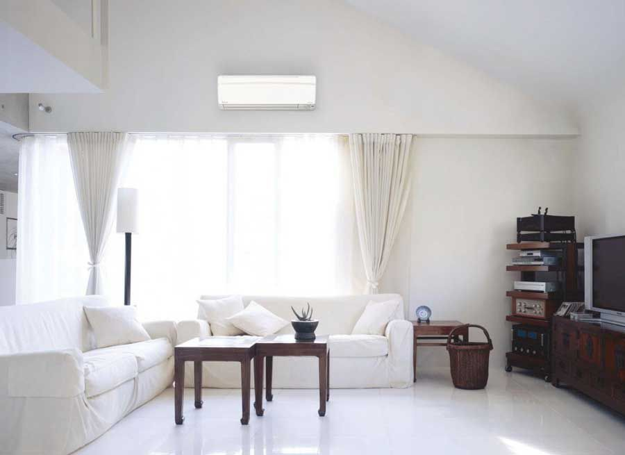 Solutions for home heating level 4 during the summer