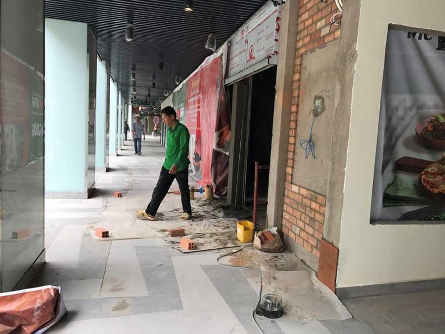 Thuan Kieu Plaza building