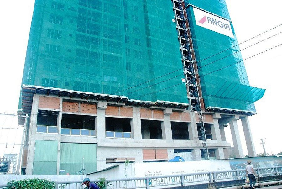 Real estate companies recovered old projects