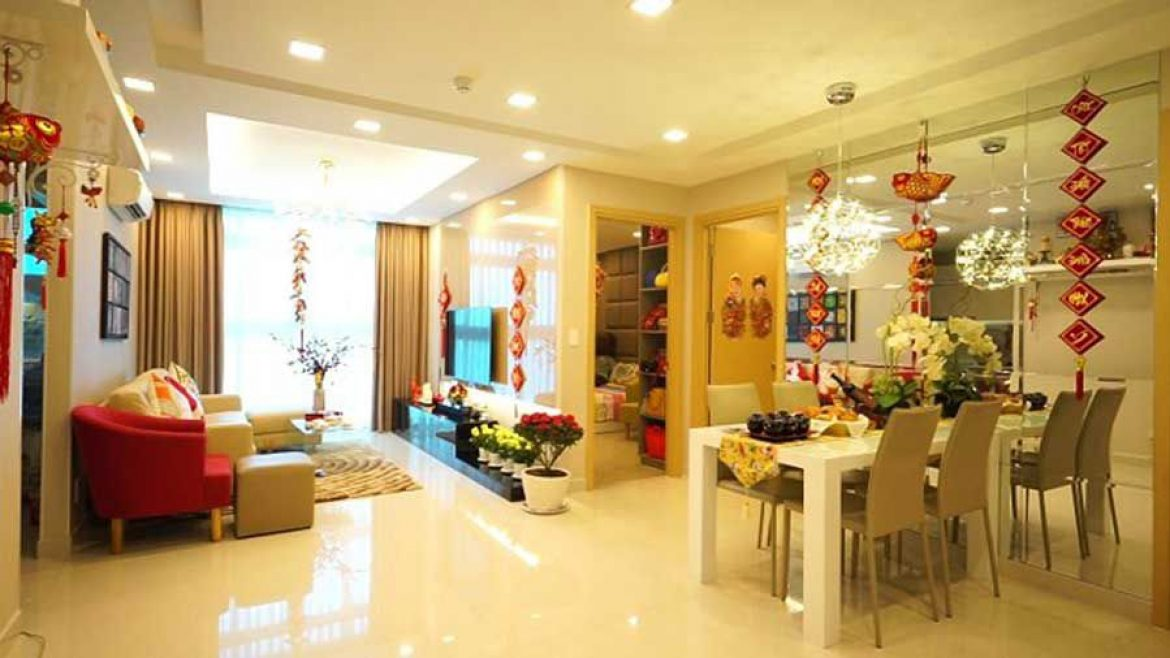Apartment in Tan Phu