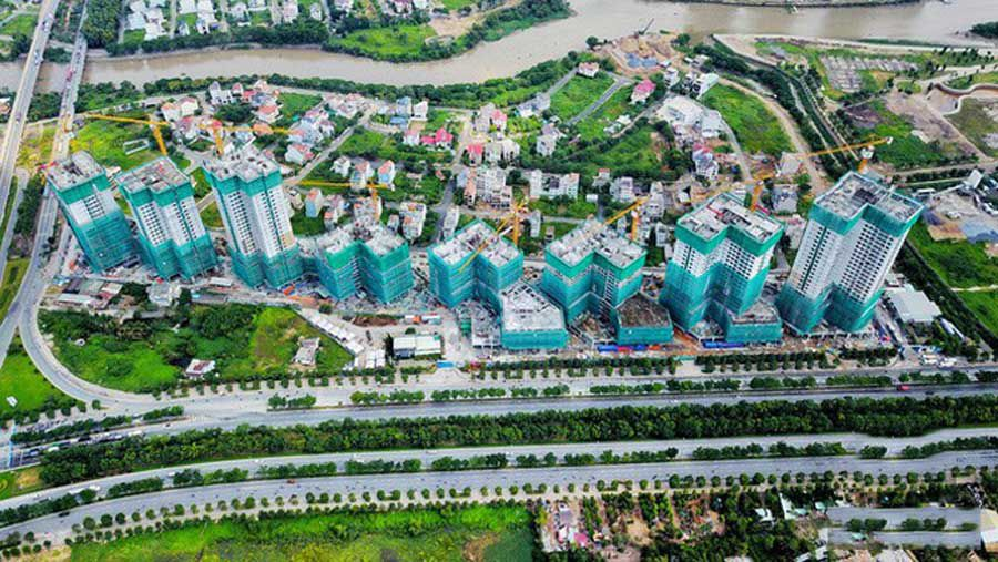 Apartment sales in HCMC increased