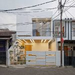 Admire The Beautiful 3-Story House In Indonesia