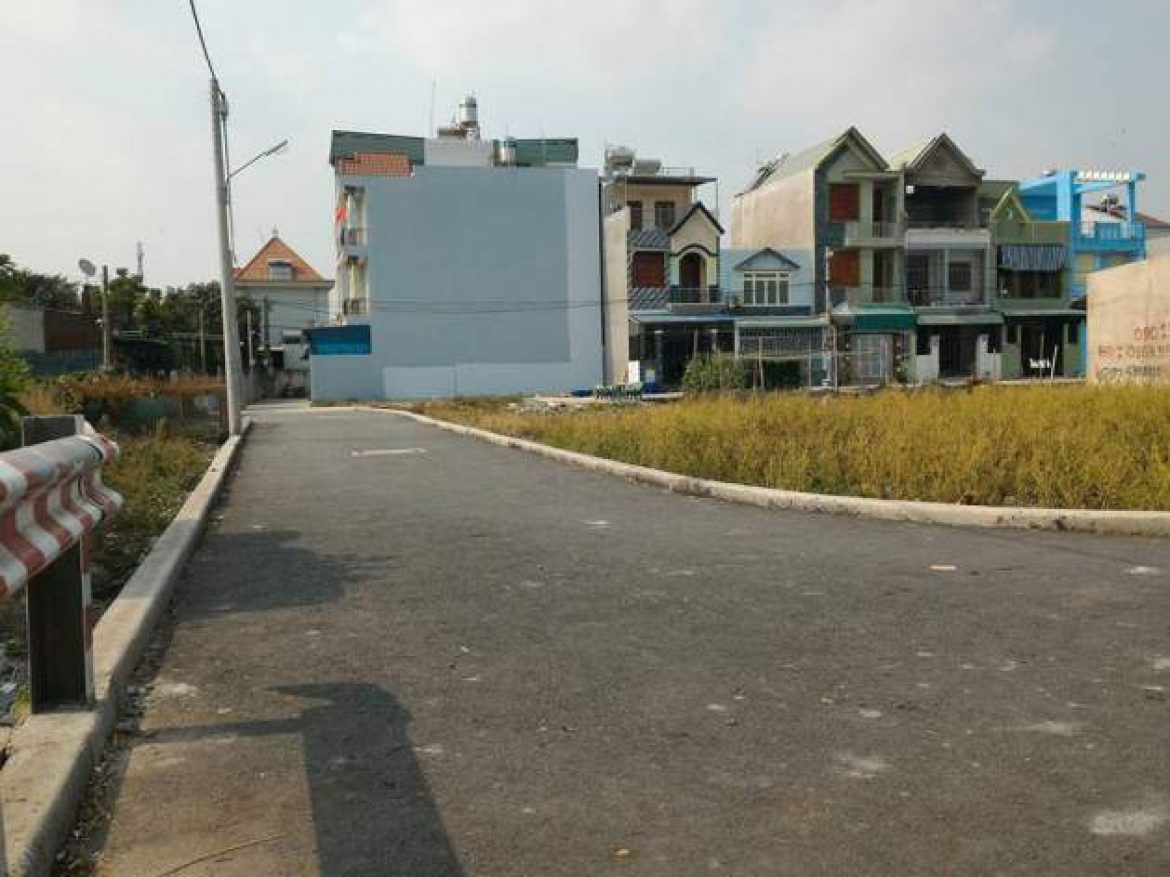 residential areas in Thu Duc District
