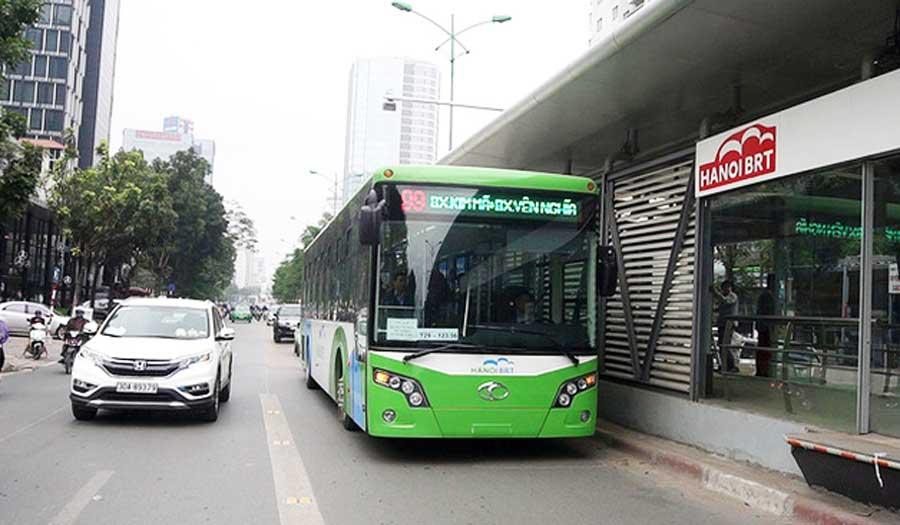BRT to avoid waste