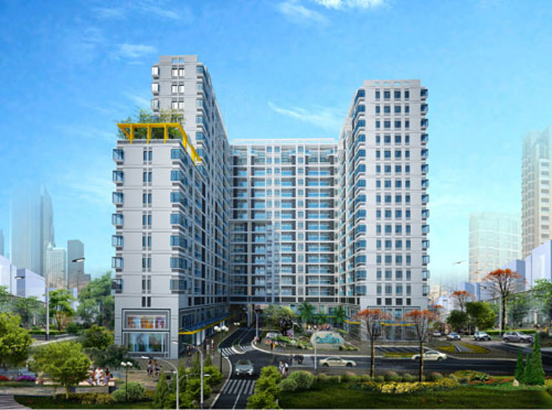 There is lack of apartments in affordable segment