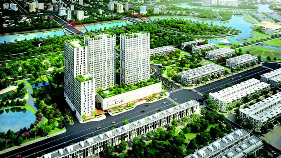 Cat Lai urban area Property