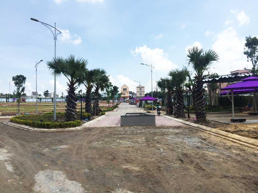 Central Garden Lai Thieu project