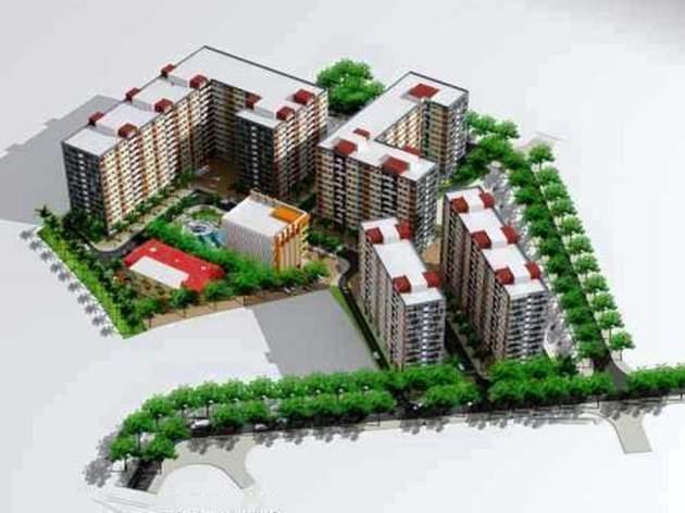 Cheap housing segment